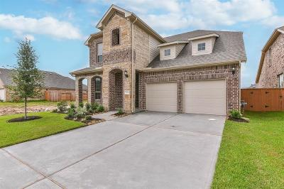 Humble Single Family Home For Sale: 15431 Kirkdell Bend Drive