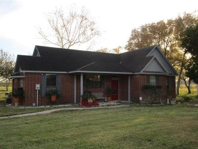 Crosby Single Family Home For Sale: 3334 Euell Road