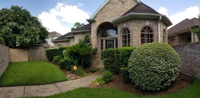 Houston Single Family Home For Sale: 5007 Huntwick Parc Court