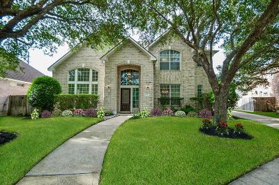 Houston Single Family Home For Sale: 18915 Ember Trails Drive