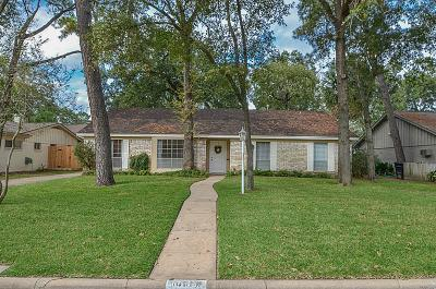 Houston Single Family Home For Sale: 10914 Saint Marys Lane