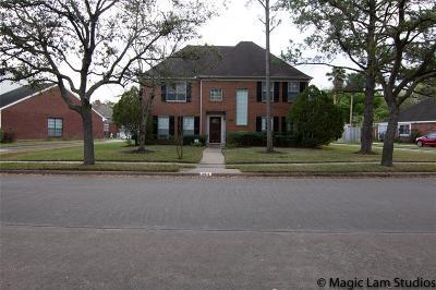Missouri City Single Family Home For Sale: 2911 Lake Colony Drive