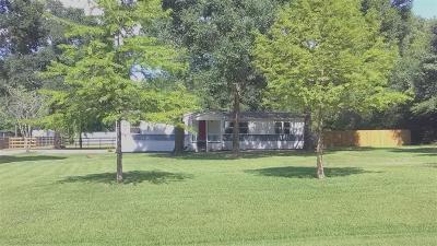 Willis Single Family Home For Sale: 14604 Hasara Lane
