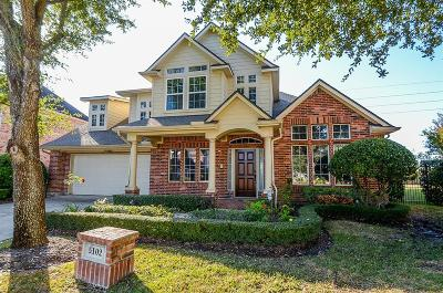 Sugar Land Single Family Home Pending: 5102 Weatherstone