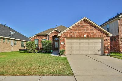 Tomball Single Family Home For Sale: 10018 Kendahlwood Lane