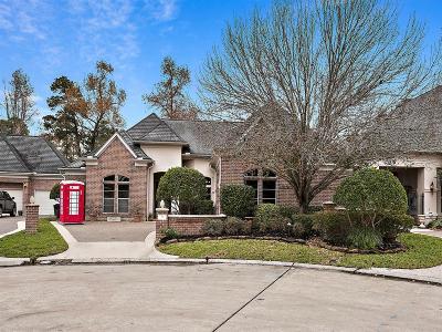 Kingwood Single Family Home For Sale: 47 Links Side Court