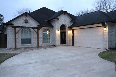 Houston TX Single Family Home For Sale: $295,000