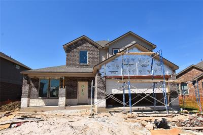 Alvin Single Family Home For Sale: 718 Rim Water Drive