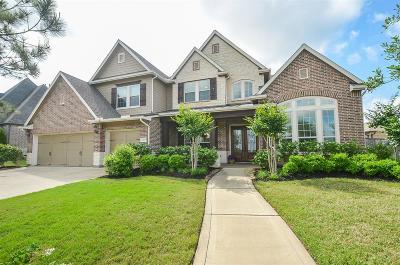 Katy Single Family Home For Sale: 25215 Springwood Lake Drive