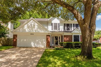 Pearland Single Family Home For Sale: 3906 Spring River Drive
