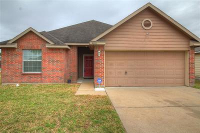 Hockley Single Family Home Pending: 24510 Pheasant Ranch Court