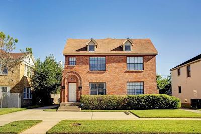 Houston Multi Family Home For Sale: 2405 Truxillo Street