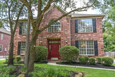 The Woodlands Single Family Home For Sale: 44 W Twinberry Place