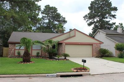 Cypress Single Family Home For Sale: 14803 Cypress Meadow Drive