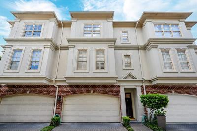 Galveston County, Harris County Condo/Townhouse For Sale: 2510 South Boulevard