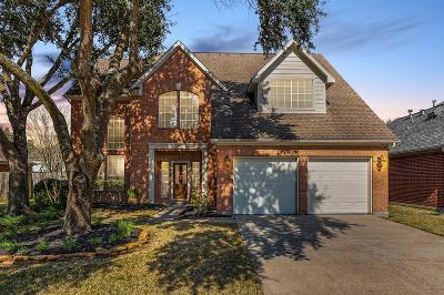 Pearland Single Family Home For Sale: 3471 Woodbine Place