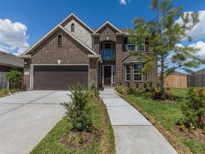 Pearland Single Family Home For Sale: 2305 Camellia Gables Lane
