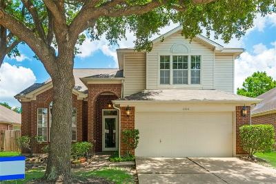 Houston Single Family Home For Sale: 11210 E Travelers Way Circle