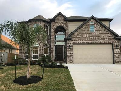 Seabrook Single Family Home For Sale: 1317 Lake Mija Court