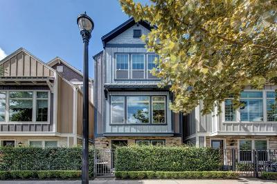Houston Single Family Home For Sale: 1810 Dennis Street
