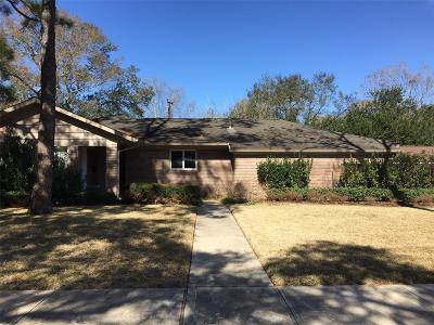 Houston Single Family Home For Sale: 4930 Loch Lomond Drive