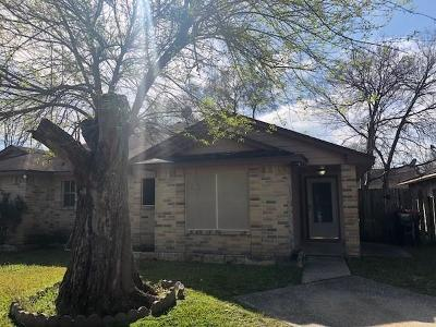 Houston Single Family Home For Sale: 10009 Lasaber Court