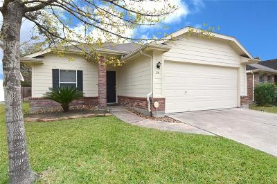 Conroe TX Single Family Home For Sale: $197,500