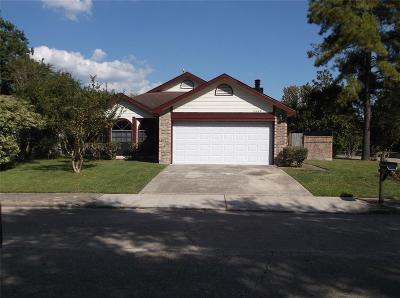 Houston Single Family Home For Sale: 1639 Bradney Drive