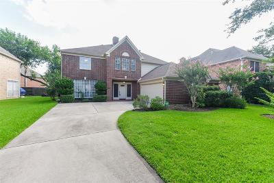 League City Single Family Home For Sale: 2656 Waverly Drive