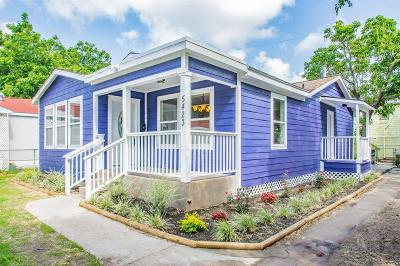 Single Family Home For Sale: 5423 Avenue R 1/2