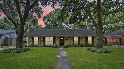 Galveston County, Harris County Single Family Home For Sale: 5738 Claridge Drive