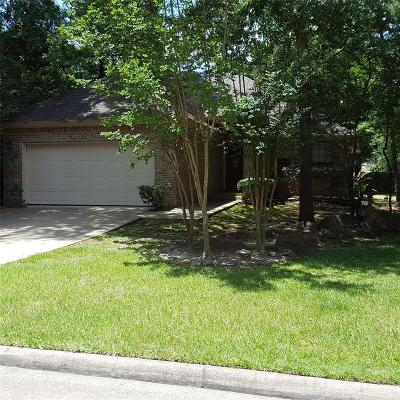 Montgomery Single Family Home For Sale: 11318 Burning Tree Drive S