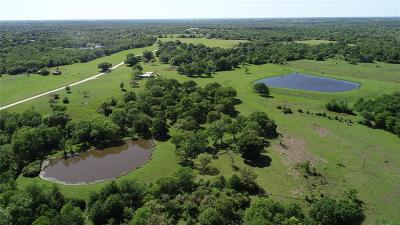Bellville Farm & Ranch For Sale: 4760 Kuykendall Road