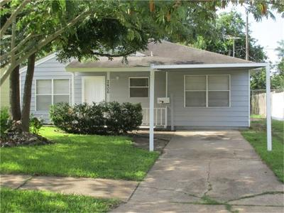 Pasadena Single Family Home For Sale: 2406 Grape Lane