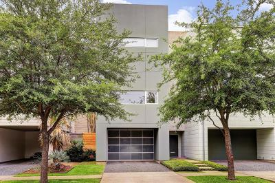 Houston Condo/Townhouse For Sale: 420 W 8th Street