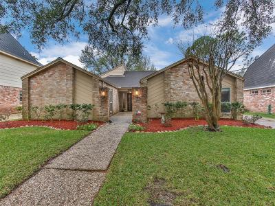 Katy Single Family Home For Sale: 1326 Dominion Drive