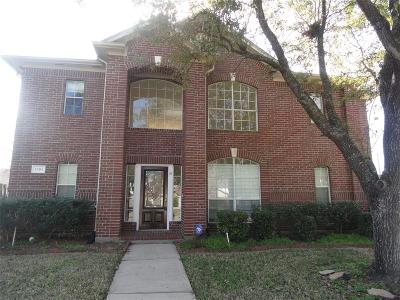 Pearland Single Family Home For Sale: 1504 Maple Leaf
