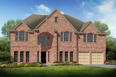 Deer Park Single Family Home For Sale: 3610 White Wing Lane