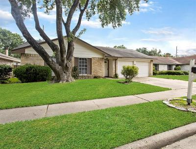 Single Family Home For Sale: 16350 Maplemont Drive