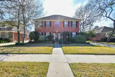 Greatwood Single Family Home For Sale: 6810 Elm Trace Drive