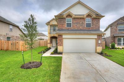Texas City Single Family Home For Sale: 3212 Sunflower Drive