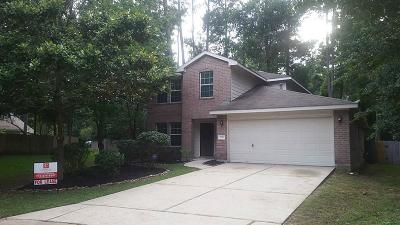 The Woodlands Single Family Home For Sale: 110 Drifting Shadows Court