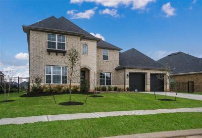 Rosenberg Single Family Home For Sale: 314 Round Lake