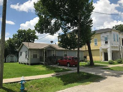 Houston Single Family Home For Sale: 5237 Cornish Street