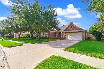 Katy Single Family Home For Sale: 4506 Huntwood Hills Lane