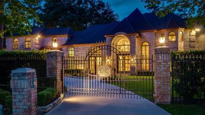 The Woodlands Single Family Home For Sale: 22 Grogans Point Road