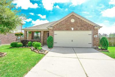 Kingwood Single Family Home For Sale: 4506 Woodspring Glen Lane