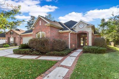 Kingwood Single Family Home For Sale: 22141 Golden Cove Lane