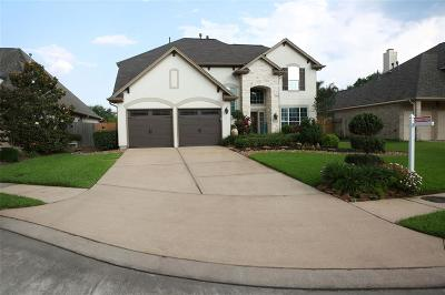 Friendswood Single Family Home For Sale: 1477 Garden Lakes Drive