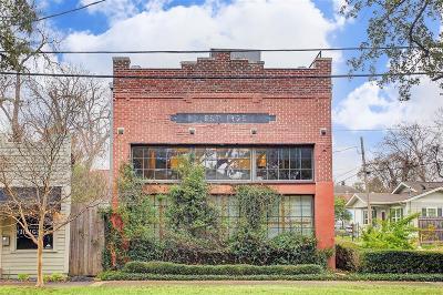 Houston Single Family Home For Sale: 3108 Houston Avenue
